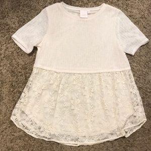 Medium Lauren Conrad lace top